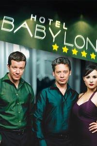 Hotel Babylon as American Visitor