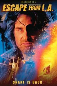 John Carpenter's Escape from L.A. as Snake Plissken