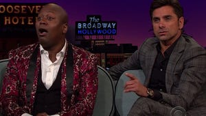"""See John Stamos and Tituss Burgess Sing The Little Mermaid's """"Kiss the Girl"""""""