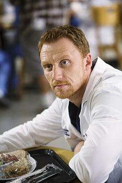 "Grey's Anatomy - Season 5, ""Beat Your Heart Out"" - Kevin McKidd as Owen"