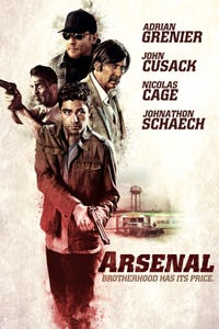 Arsenal as Mikey Lindel