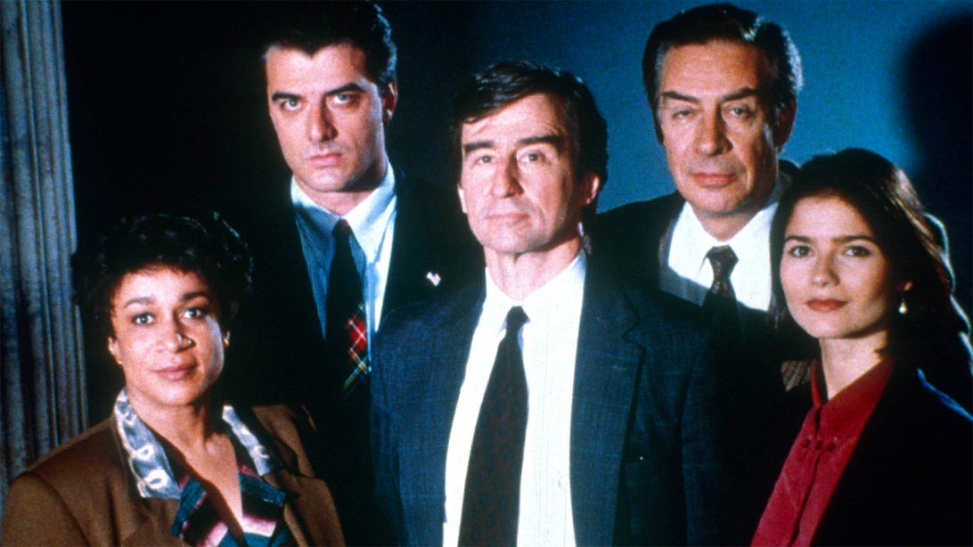 The Original Law & Order Is Coming Back to NBC