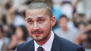 Shia LaBeouf Spends 24 Hours in an Elevator in Latest Performance Art Stunt