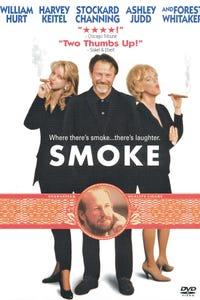 Smoke as Rashid Cole