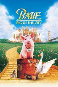 Babe: Pig in the City as Thelonius