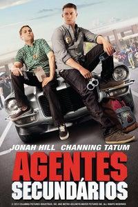 Agentes Secundários as Jenko/