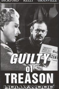 Guilty of Treason as Sandor Deste