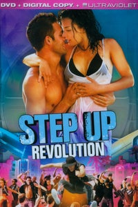 Step Up Revolution as Mr. Anderson