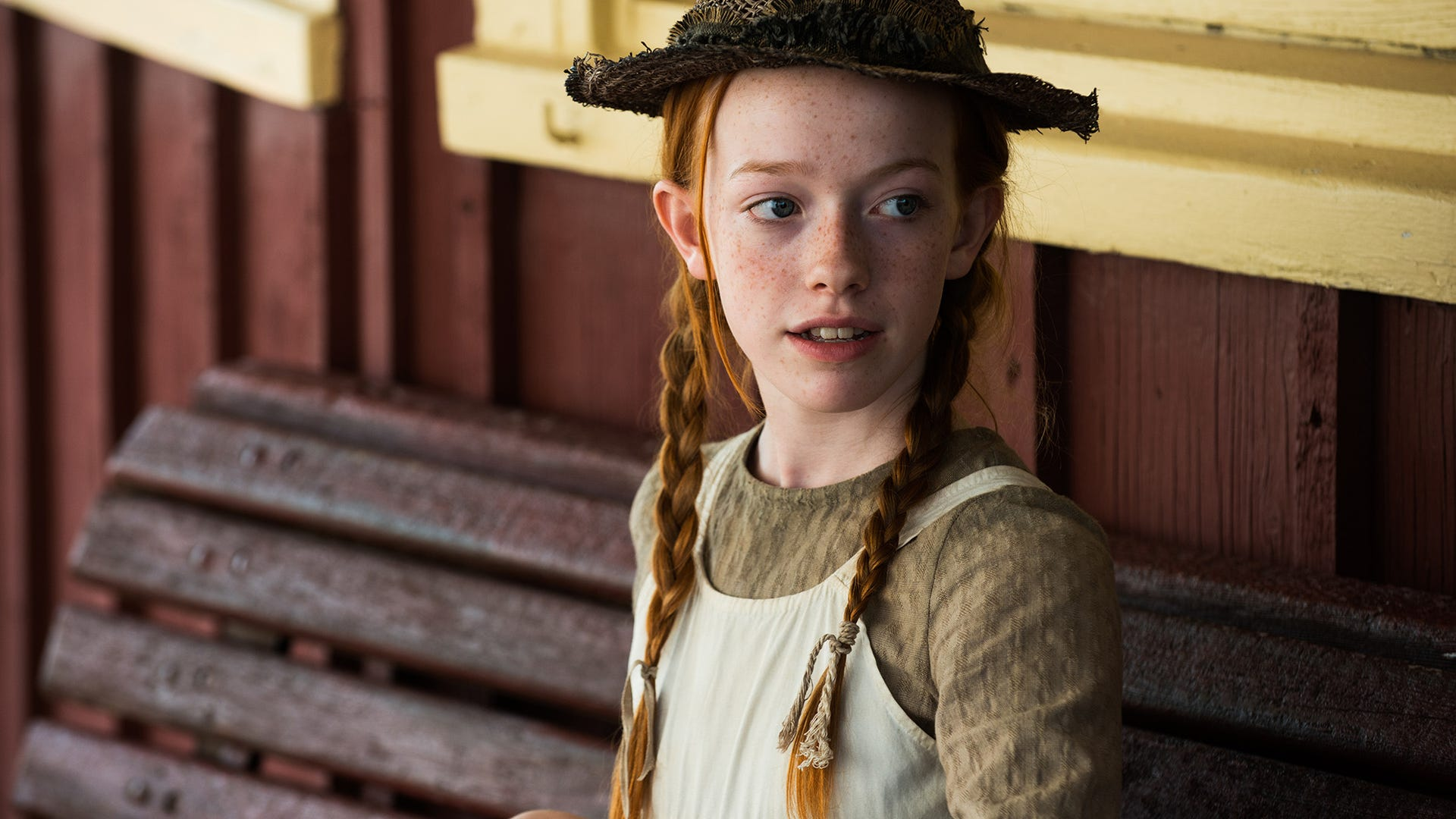 Amybeth McNulty, Anne With an E