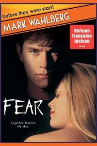 Fear as Nicole Walker