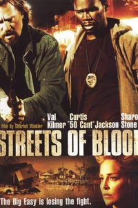 Streets of Blood as Nina Ferraro