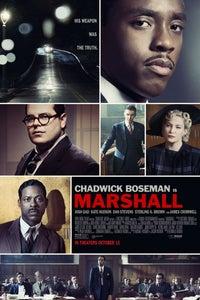 Marshall as Thurgood Marshall