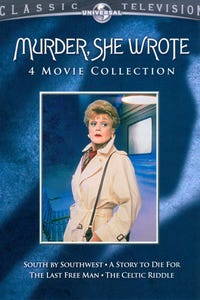 Murder, She Wrote: The Last Free Man as Jeb Bucknell