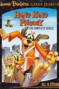 Hong Kong Phooey as Sgt. Flint