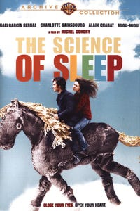 The Science of Sleep as Stéphane Miroux