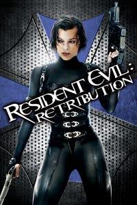 Resident Evil: Retribution as Spence Parks
