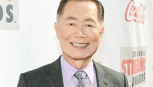 First Look: George Takei Guest Stars on The Hub's Transformers Prime