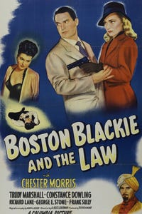 Boston Blackie and the Law as Irene