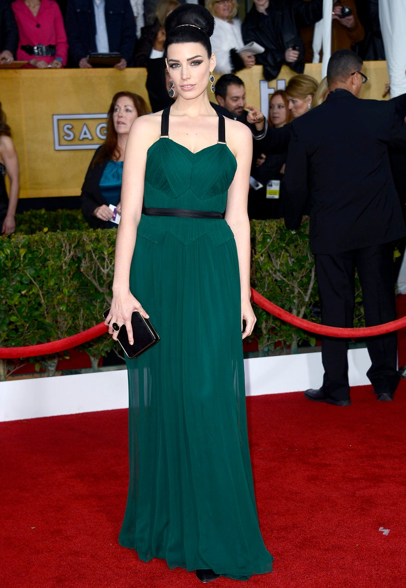 Jessica Pare - 19th Annual Screen Actors Guild Awards in Los Angeles, California, January 27, 2013