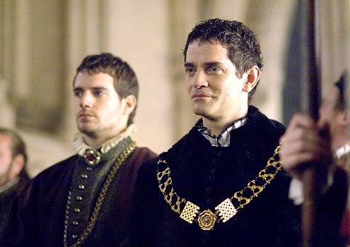 The Tudors - Season 2 - Episode 4 - James Frain as Thomas Cromwell