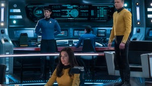 CBS All Access Orders Star Trek: Discovery Spin-Off with Captain Pike, Spock, and Number One