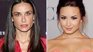 Listen Up, Twitter: Demi Lovato and Demi Moore Are Two Different People