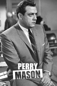 Perry Mason as Herbert Walker