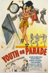 Youth on Parade as Agatha Frost