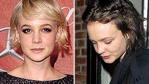 Carey Mulligan Goes Back to Brunette Hair
