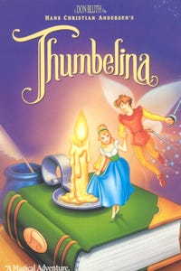 Thumbelina as Mrs Rabbit