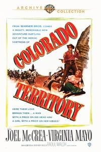 Colorado Territory as Julie Ann Winslow