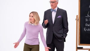 The Good Place Midseason Premiere Designs a New Afterlife