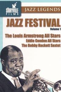 Jazz Festival, Vol. 1 as Clarinet