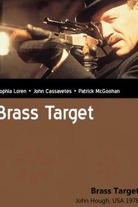 Brass Target as Maj. Joe De Lucca