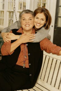 Tyne Daly as Mrs. Plank