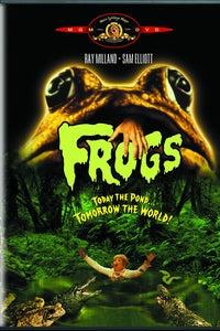Frogs as Jason Crockett