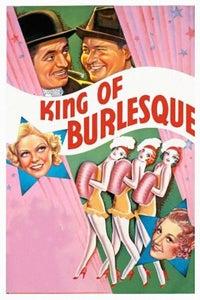 King of Burlesque as English Impresario