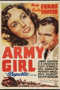 Army Girl as Capt. Bradley
