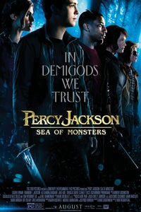 Percy Jackson: Sea of Monsters as Gray Sister #3