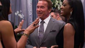 Arnold Schwarzenegger to The Apprentice: I Won't Be Back