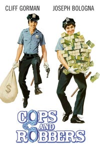 Cops and Robbers as Mr. Eastpoole