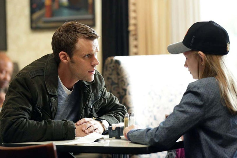 """Chicago Fire - Season 3 - """"The Nuclear Option"""" - Jesse Spencer"""
