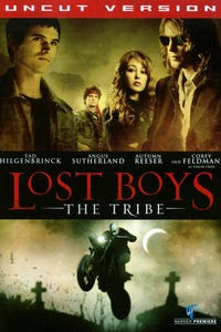 Lost Boys: The Tribe as Edgar Frog