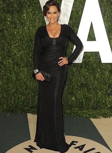 Tia Carrere - The 2012 Vanity Fair Oscar party, February 26, 2012