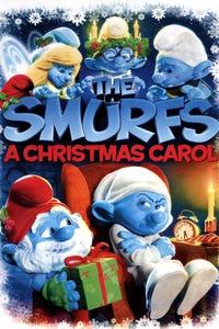 The Smurfs: A Christmas Carol as Clumsy