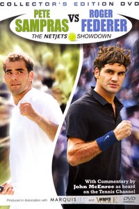 The Netjets Showdown: Pete Sampras vs. Roger Federer as Commentary