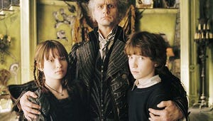 Netflix Is Developing a Live-Action TV Show Based on Lemony Snicket's A Series of Unfortunate Events