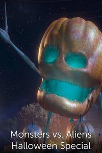 Monsters vs. Aliens - Halloween Special