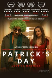 Patrick's Day as Patrick Fitzgerald