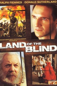 Land of the Blind as Madeleine